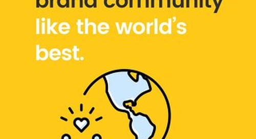 How to Build a Brand Community Like the World's Best