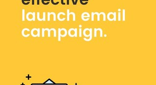 How to Run an Effective Program Launch Email Campaign