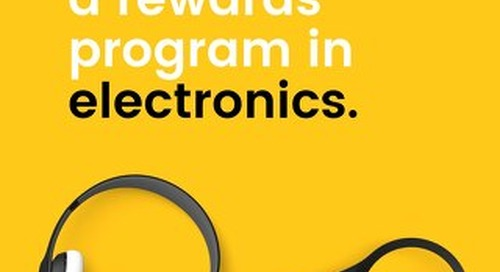 How to Build a Rewards Program in Electronics