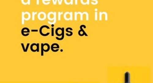How to Build a Rewards Program in eCigs and Vapes