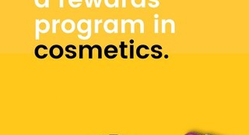 How to Build a Rewards Program in Cosmetics