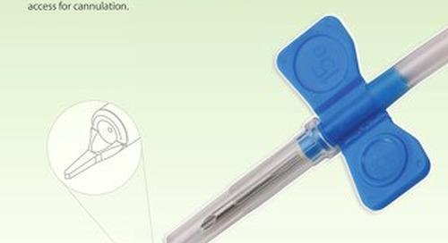 JMS Harmony AV Fistula needles