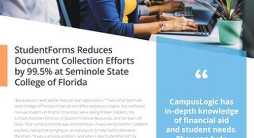Seminole State Case Study