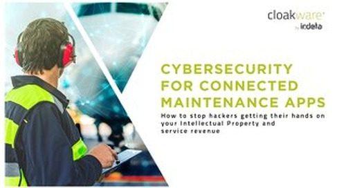 Cybersecurity for Connected Maintenance Apps