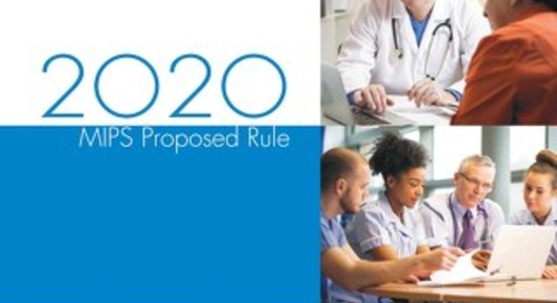 10 FAQs 2020 Proposed MIPS Rule