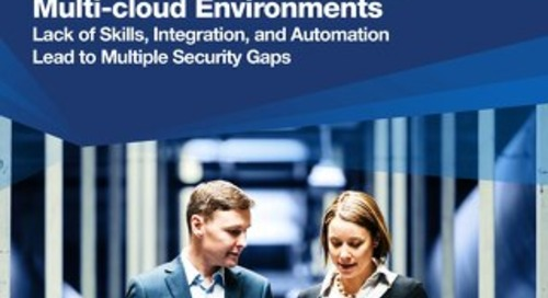 Why Security Architects Struggle to Manage Risk in Multi-cloud Environments
