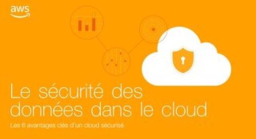 La sécurité des données dans le cloud
