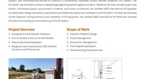 Kremlin Cathodic Protection - Project Profile