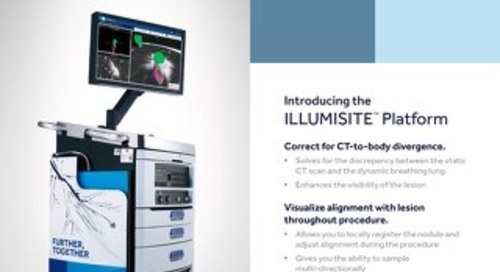 Introducing: The ILLUMISITE™ Platform