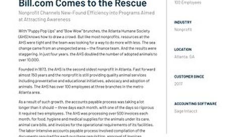 Case Study-  Atlanta Humane Society