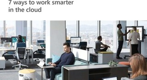 7 Ways to Work Smarter in the Cloud