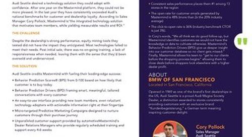 Audi Seattle Case Study