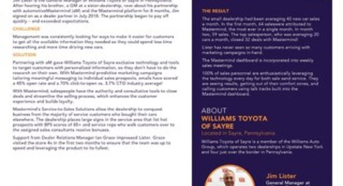 Williams Toyota of Sayre