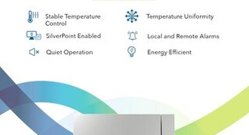 Medical-Grade Countertop Refrigerator Quick Start Guide