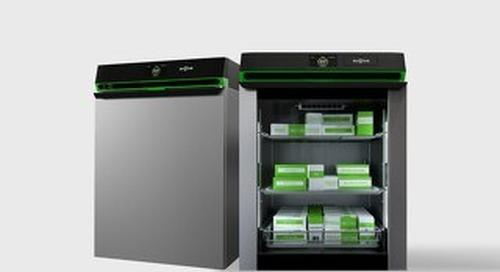 Medical-Grade Undercounter Refrigerator Manual