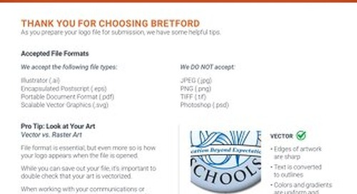 Bretford Customer Logo Guidelines