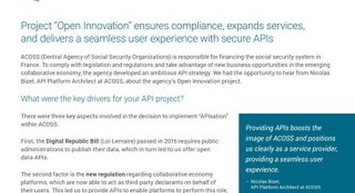 Customer Q&A - Acoss