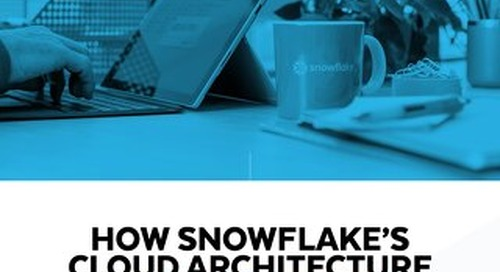 How Snowflakes Cloud Architecture Scales Modern Data Analytics