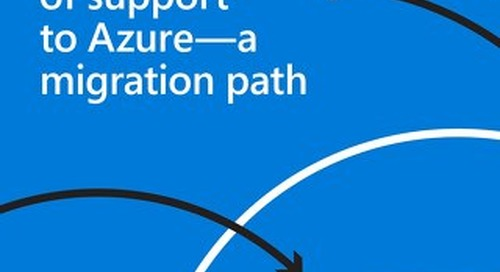 From EOS to Azure - A Migration Path