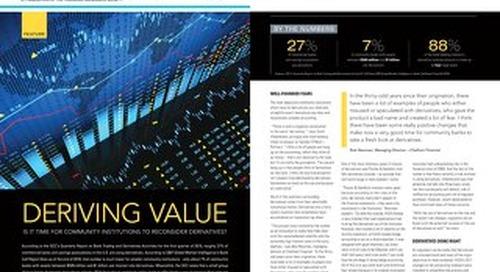 Deriving Value
