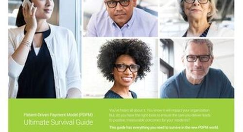 Ultimate PDPM Survival Guide