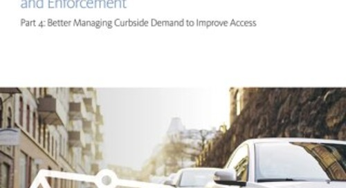 Curbside Social Equity Strategies (Part 4): Better Managing Curbside Demand to Improve Access