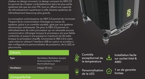 Specifications (fr)