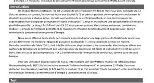 Power Consumption (fr)
