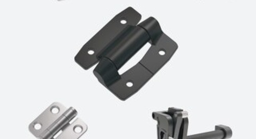 Southco Hinges and Positioning Technology Product Guide