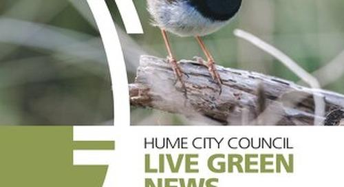 Live Green News - Spring 2019