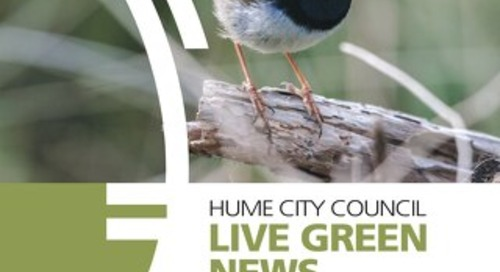 Live Green News - Spring 2019