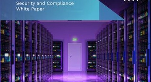 Qubole on AWS: Security and Compliance White Paper