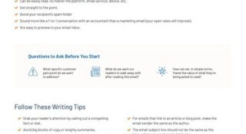 Email Tips and Tricks to Up Your Game