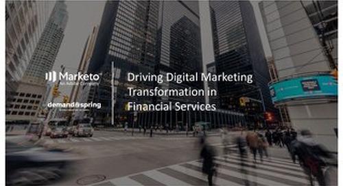 Driving Digital Marketing Transformation in Asset Management