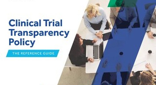 Clinical Trial Transparency Policy: The Reference Guide