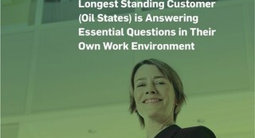 Find Out How MasterControl's Longest Standing Customer (Oil States) is Answering Essential Questions in Their Own Work Environment