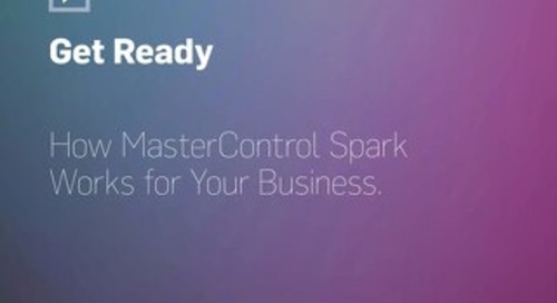 MasterControl Spark Overview