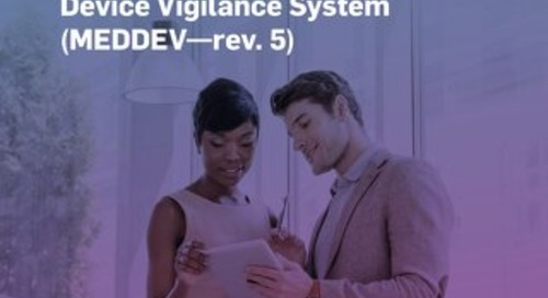 Guidelines For The European Medical Device Vigilance System