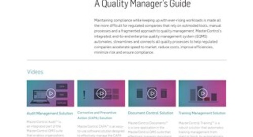 Free Resources to Boost Your Quality Management System