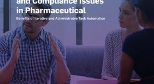 Six Corporate Oversights of Quality and Compliance Issues in Pharmaceutical Environments