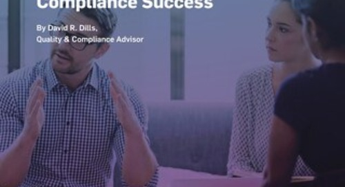 Writing and Enforcing Your SOPs for GxP Compliance Success