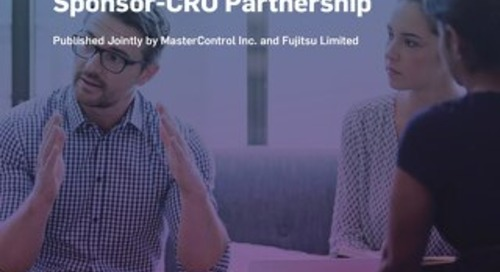 The Challenges of Building an Effective Structure for Sponsor-CRO Partnership