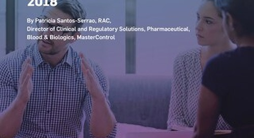 Top 5 Clinical Trends in Pharma and Biologics in 2018