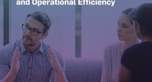 21st-Century Manufacturing: An Investment in Digital Data and Operational Efficiency