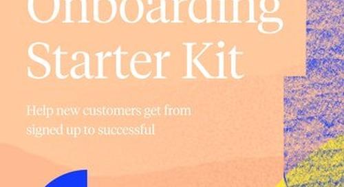 The Onboarding Starter Kit