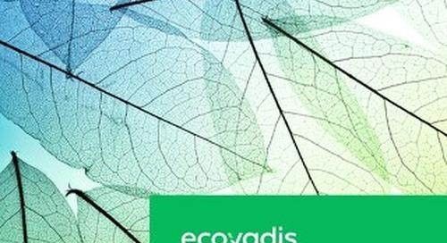 Guide Bonnes Pratiques EcoVadis : trois niveaux d'intégration des évaluations RSE dans la commande publique.