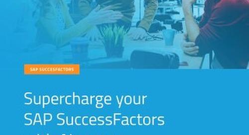 Textkernel for SAP SuccessFactors Sheet