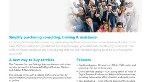 Facts about Customer Success Package