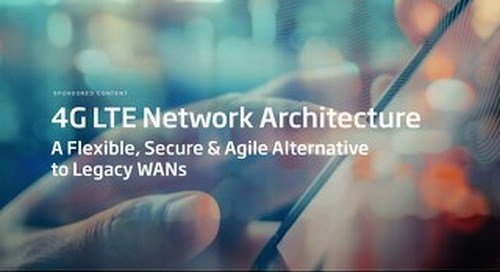 4G LTE: The Wireless Alternative to Wired Networks