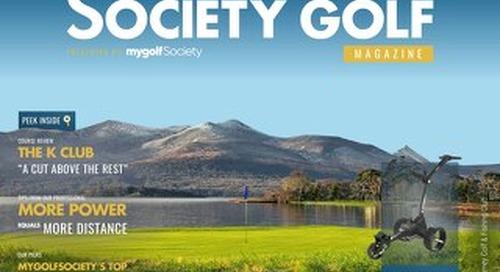 Society Golf 2020 Digital Magazine - Issue 1